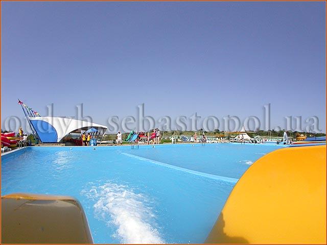 Отдых в крыму аквапарк в севастополе
