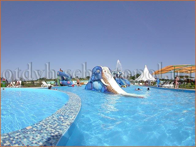 аквапарк в Севастополе